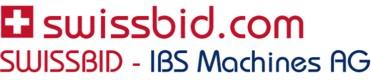 Banner SWISSBID IBS MACHINES AG