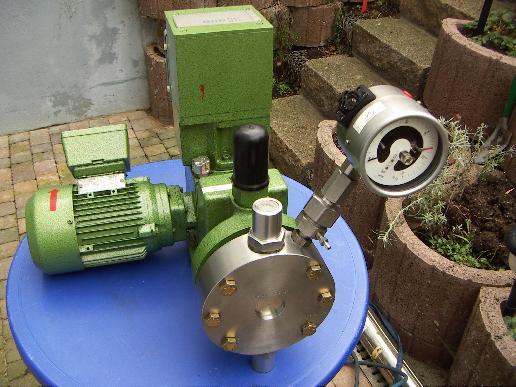 Lewa ek16 m1 diaphragm pump used machine for sale lewa ek16 m1 diaphragm pump preview1 ccuart Gallery