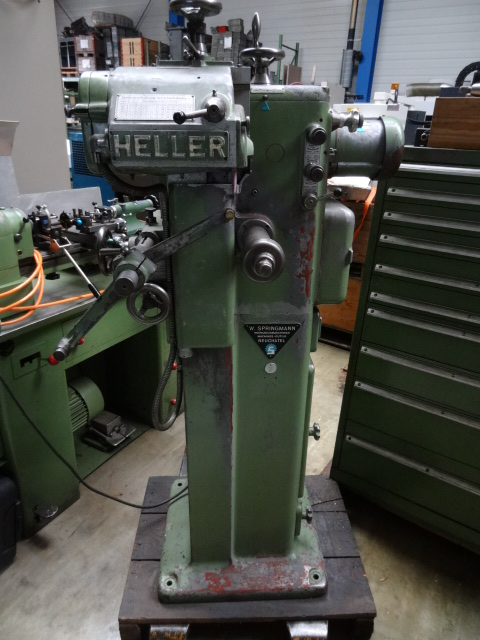 heller sa 315 saw blade sharpening machines preview1