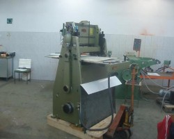 Tunnel stamping machines ATLAS BLUMER MCB III