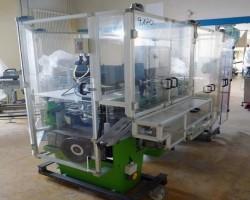 Carton Errecting and Closing Machine O.A.M BOLOGNA, NORDSON