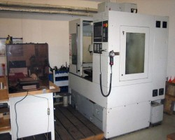 CNC Machining Center MICROCUT MCV-2412