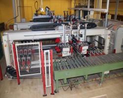 CNC Drilling Machine NOTTMEYER KOMET-SUPER-SP/N1