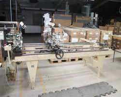 Furniture door frame press (special size) V. GRUM-SCHWENSEN MTP