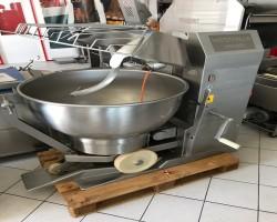 Mixers and vacuum mixers STORK UND HERMANN Westfalia 200 L