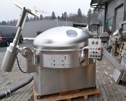 Cutters and vacuum cutters KILIA 200 Liter 5000 Express