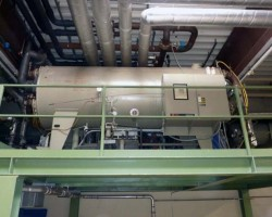 Absorption Refrigerator TRANE FWA ABSC 0200