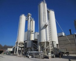 Mixing and Loading Plant DIVERSE diverse
