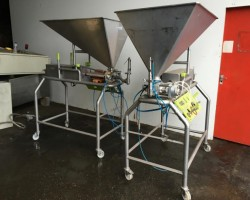 Filling and vacuum filling machines STEVENS depositor