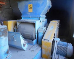 Händle WF 880a Fine Roller Crusher 800 mm x 800 mm preview1