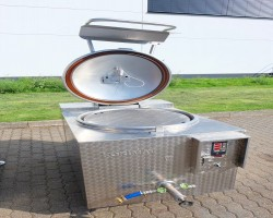 Korimat KA 240 / 2.5 bar Cooking kettles and dwarf boilers preview1