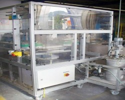 Semi-Automatic Gluing Machine X62 with Dosing and Pressing Su