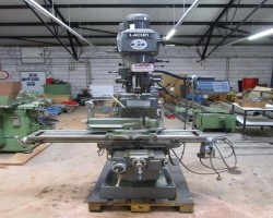 LAGUN FTV-2S Drilling and Milling Machine preview1