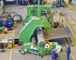Roll Bending MachineSCHÄFERyear1974