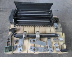 N & P (NUMBERING A & PERFORATING)UNIT HEIDELBERG