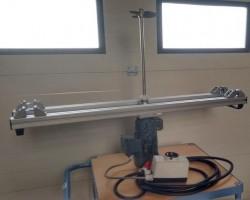 Agitator 0.12 KW - 67 rpm for IBC containersu590EUR