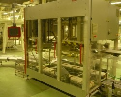 Cardboard packaging machines BOSCH GSH