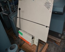 Printing plate punches BACHER Control 2000 2045