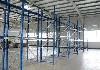 approx. 200 palettplace GEMAC e high multi-storey rack,