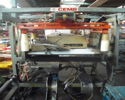 Rubber processing machines CEMB STATIC BALANCER VPUS-200