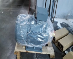 Drive motor KüENLE Typ: KDGN2L 250 M 6/4H