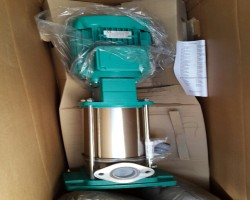 Pump  MOT 3 QS FC 100L2A-40H