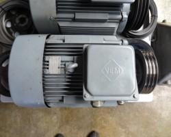 Electric motors VEM MOTORS GMBH K21R 255 S6-4 L TWS HW