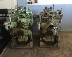 DIESEL ENGINE MWM D234 V06