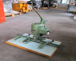 ONE SPINDLE BORING MACHINE