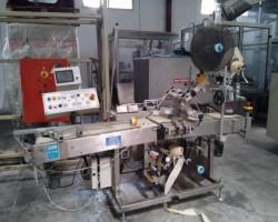 Adhesive labelling machines GRAHAM C0TB - 128/25