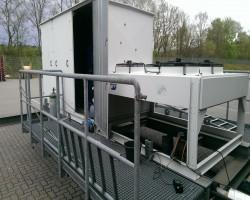 Cooling set Unit LINDE BITZER GUNTNER 6F-40.2Y-40P