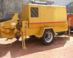 Betonpumpen SUMAB Stationary concrete pump