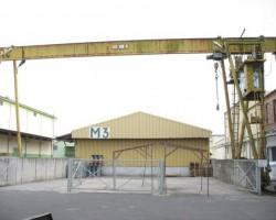 Gantry crane FAMAK 5T