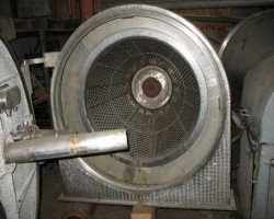 Swirl sieve refining  XW3E25