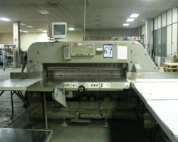 Paper cutting machines SCHNEIDER SENATOR 185