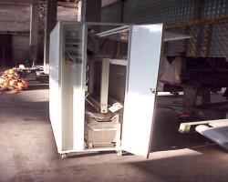 Washing machine for sanding belts NETEK