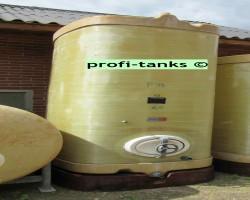 P34 polyester tank 6,000 litres GRP-Tank watertankurain water tank AHL/ASL-Tank