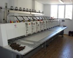 Embroidery machine KSM SM3-227 / 12-370