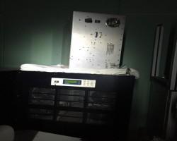 AD-TEC AX 24000 W 27,12 Hz+ Matching Box AD-TEC AX 24000 W