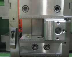 Clamping device GRESSEL