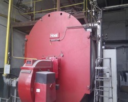 Steam boiler HOVAL THSD-I 10000