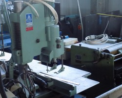Paper drilling machines HANG - FOELLMER - IRAM