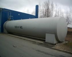 Oiltank 100 m³ WALTER KRäMER GMBH