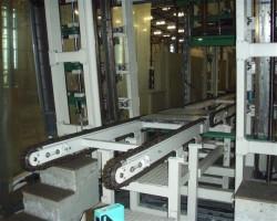 EPS Cutting Line 10m PTEG/KURTZ