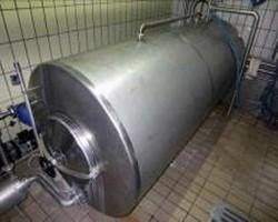 CIP tank