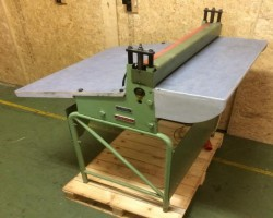 Case making TUNKERS / JAGENBERG 800
