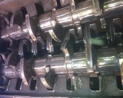 Spare shafts SID SA XL,