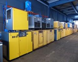 Special offer Kaeser compressors KAESER BS 44 - ES 300