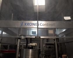 Labelling machines KRONES Contiroll