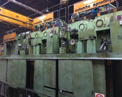 Mechanical Presses AGOSTINO COLOMBO 2 x 800 to + 1 x 630to